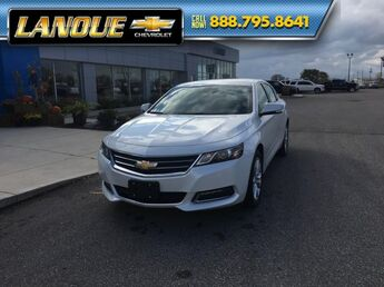 2018_Chevrolet_Impala_LT  - Bluetooth -  SiriusXM_ Tilbury ON