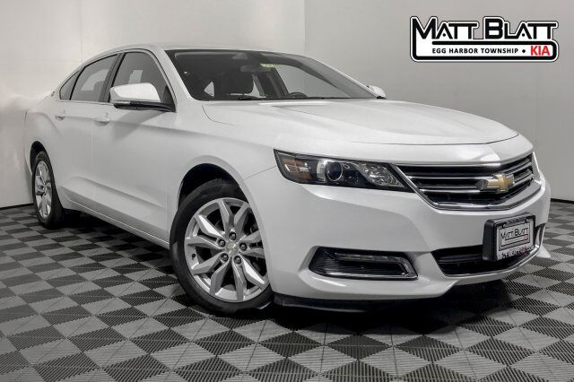 2018 Chevrolet Impala LT Egg Harbor Township NJ