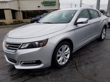 2018 Chevrolet Impala LT Fort Wayne Auburn and Kendallville IN