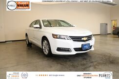 2018 Chevrolet Impala LT Golden CO