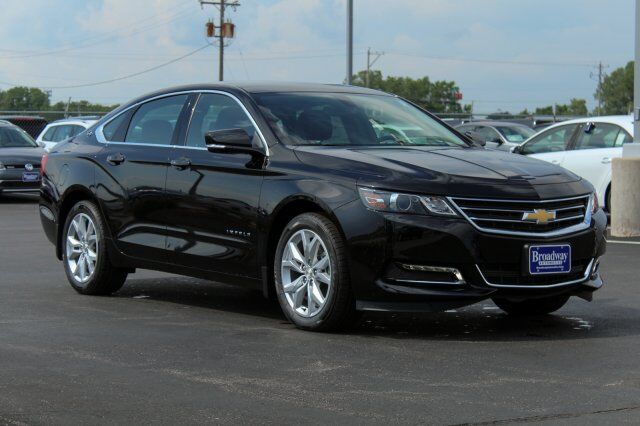 2018 Chevrolet Impala LT Green Bay WI