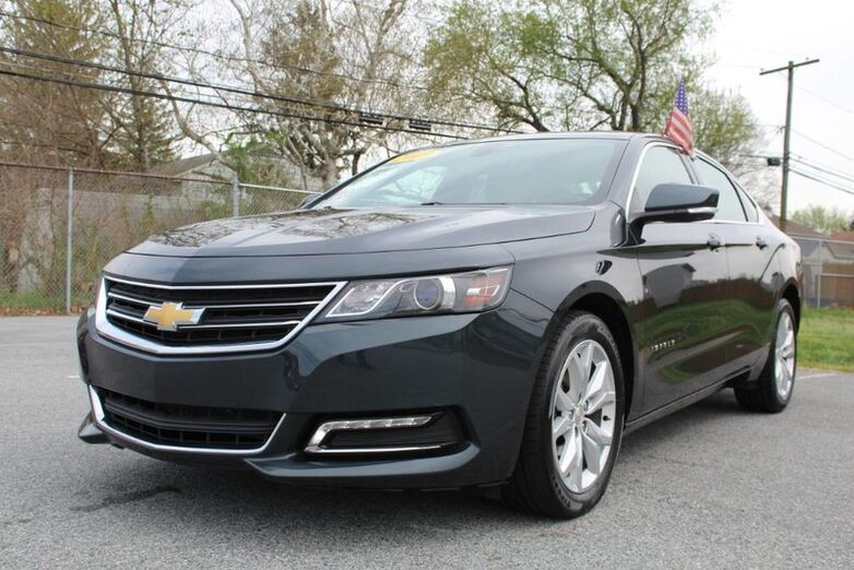 2018 Chevrolet Impala LT New Castle DE