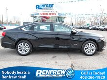 2018_Chevrolet_Impala_LT, Remote Start, Leather Seats, Backup Camera, Bluetooth, Siriu_ Calgary AB
