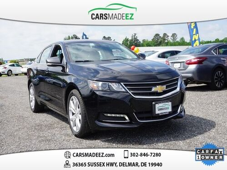2018_Chevrolet_Impala_LT_ Salisbury MD