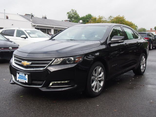 2018 Chevrolet Impala LT Summit NJ