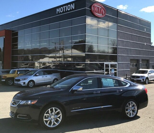 2018 Chevrolet Impala Premier Hackettstown NJ