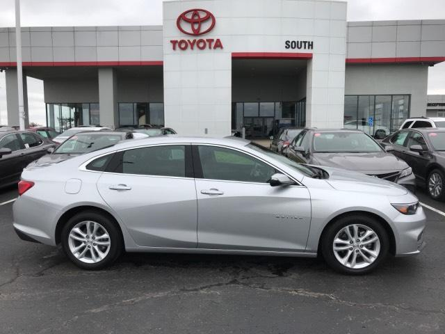 2018 Chevrolet Malibu 4dr Sdn LT w/1LT Lexington KY