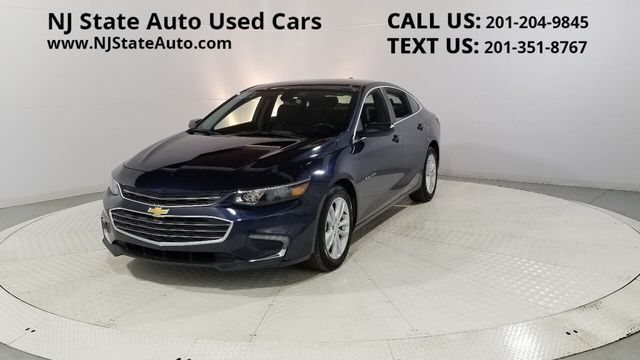 2018 Chevrolet Malibu 4dr Sedan LT w/1LT Jersey City NJ