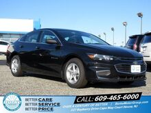 2018_Chevrolet_Malibu_LS_ Cape May Court House NJ