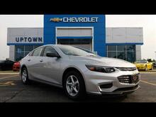 2018_Chevrolet_Malibu_LS_ Milwaukee and Slinger WI
