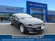 2018_Chevrolet_Malibu_LS_ Northern VA DC