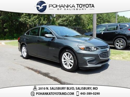 2018_Chevrolet_Malibu_LT 1LT_ Salisbury MD