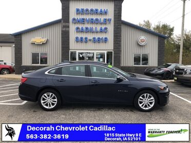 2018_Chevrolet_Malibu_LT_ Decorah IA