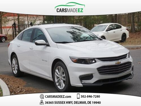 2018_Chevrolet_Malibu_LT_ Delmar DE
