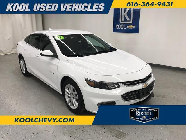 2018 Chevrolet Malibu LT Grand Rapids MI