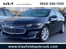 2018_Chevrolet_Malibu_LT_ Old Saybrook CT
