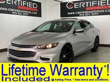 2018_Chevrolet_Malibu_LT PANORAMIC ROOF REAR CAMERA POWER SEAT REMOTE ENGINE START KEYLESS ENTRY_ Carrollton TX