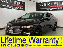 2018_Chevrolet_Malibu_LT REAR CAMERA POWER SEAT REMOTE ENGINE START KEYLESS ENTRY PUSH BUTTON STA_ Carrollton TX