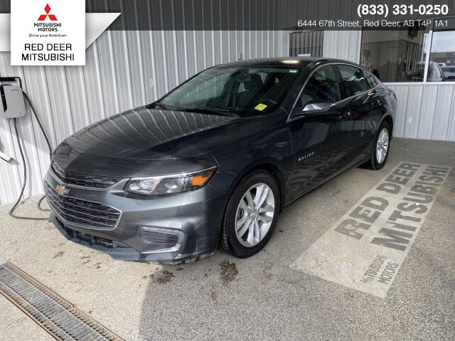 2018 Chevrolet Malibu LT Red Deer County AB