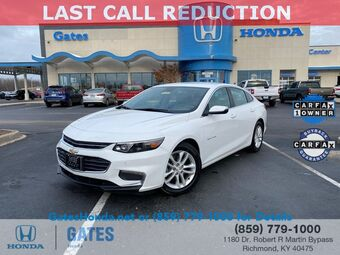 2018_Chevrolet_Malibu_LT_ Richmond KY