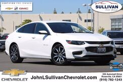 2018_Chevrolet_Malibu_LT_ Roseville CA