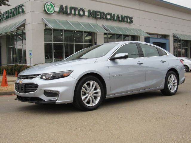 2018 Chevrolet Malibu LT, SUNROOF, BLUETOOTH CONNECTIVITY, BACKUP CAMERA, REMOTE START, SATELLITE RADIO Plano TX
