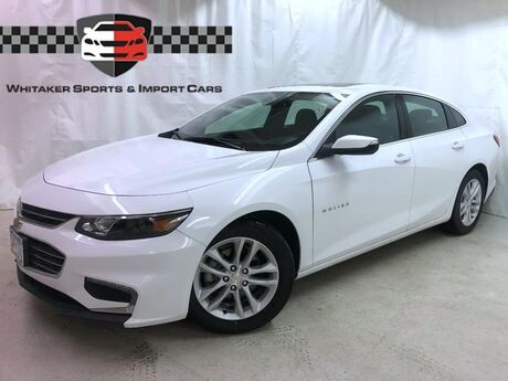 2018 Chevrolet Malibu LT Sunroof Maplewood MN