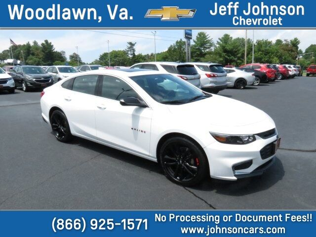 2018 Chevrolet Malibu LT Woodlawn VA