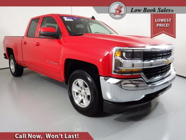 2018 Chevrolet SILVERADO 1500 DOUBLE CAB 4X4 LT Salt Lake City UT