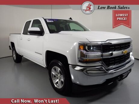 2018_Chevrolet_SILVERADO 1500_DOUBLE CAB 4X4 LT_ Salt Lake City UT