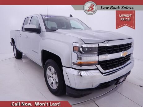 2018_Chevrolet_SILVERADO 1500_DOUBLE CAB 4X4 LT_ Salt Lake City UT