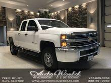 2018_Chevrolet_SILVERADO 2500 D-CAB 4X4__ Hays KS