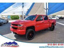 2018_Chevrolet_Silverado 1500_2WD CREW CAB 143.5 CUSTOM_ El Paso TX