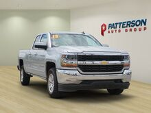 2018_Chevrolet_Silverado 1500_4WD DOUBLE CAB LT***ONE OWNER***CLEAN CARFAX***_ Wichita Falls TX
