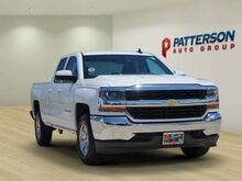 2018_Chevrolet_Silverado 1500_4WD DOUBLE CAB***ONE OWNER***CLEAN CARFAX***LT***_ Wichita Falls TX