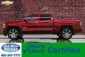 2018 Chevrolet Silverado 1500 4x4 Crew Cab High Country Leather Roof Nav