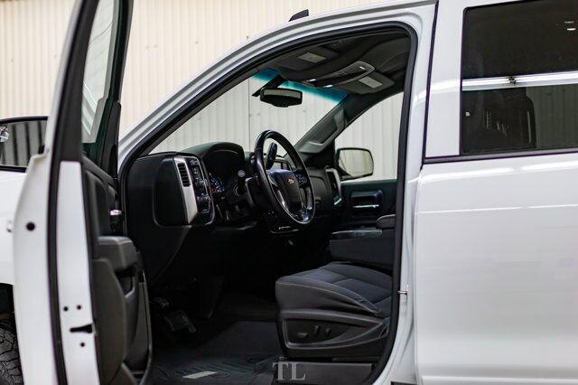2018 Chevrolet Silverado 1500 4x4 Crew Cab LT Z71 True North BCam Red Deer AB