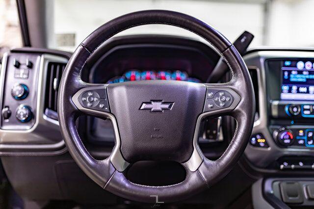 2018 Chevrolet Silverado 1500 4x4 Crew Cab LTZ Z71 100 Year Edition Red Deer AB