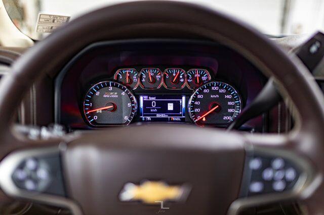 2018 Chevrolet Silverado 1500 4x4 Crew Cab LTZ  Z71 Leather Roof Nav 22