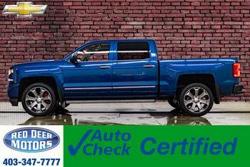 2018_Chevrolet_Silverado 1500_4x4 Crew Cab LTZ  Z71 Leather Roof Nav 22