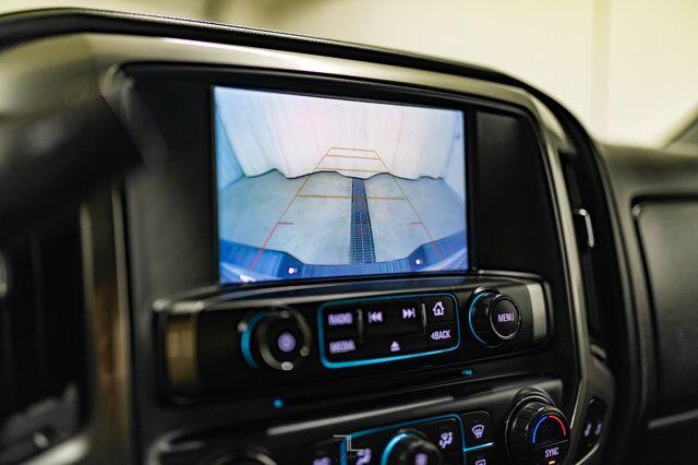 2018 Chevrolet Silverado 1500 4x4 Crew Cab LTZ Z71 Real Tree Edition Red Deer AB