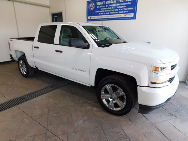 2018 Chevrolet Silverado 1500 CUSTOM CREW CAB 4WD Listowel ON