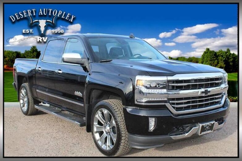 2018 Chevrolet Silverado 1500 Crew Cab 4X4 High Country Mesa AZ