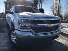 2018_Chevrolet_Silverado 1500_CrewCab-4X4-144wk-Backup Cam-Bluetooth-Wifi Capable-Step Bumper_ London ON