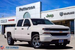 2018_Chevrolet_Silverado 1500_Custom_ Wichita Falls TX