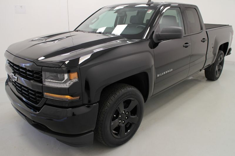 2018 Chevrolet Silverado 1500 Custom Double Cab 4x4 Bonner Springs KS