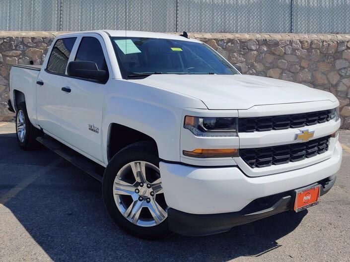 2018 Chevrolet Silverado 1500 Custom El Paso TX
