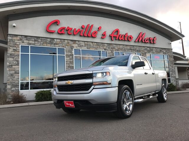 2018 Chevrolet Silverado 1500 Custom Grand Junction CO