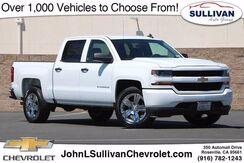 2018_Chevrolet_Silverado 1500_Custom_ Roseville CA