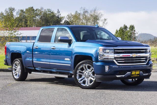 2018 Chevrolet Silverado 1500 High Country Burlington WA